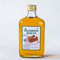Льняное масло, 250мл