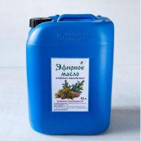 Эфирное масло кедрово-пихтовое, 10Л